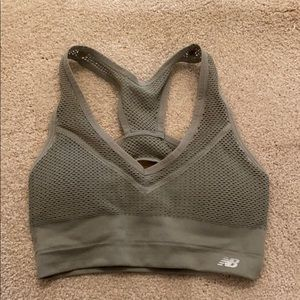 Like new, new balance sports bra